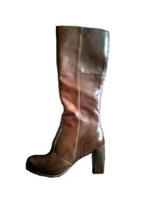 Neosens шикарные кожаные сапоги