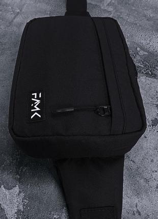 Поясная сумка famk r3 black