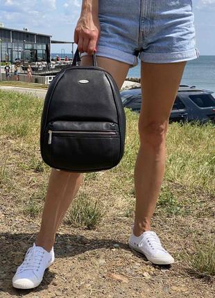 Рюкзак женский черный david jones 5504