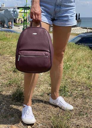 Рюкзак бордовый david jones 5504