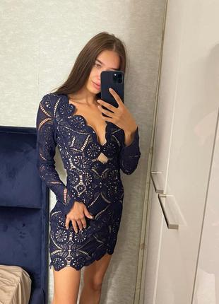 Шикарное и сексуальное праздничное платье