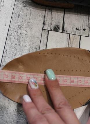 Кожаные туфли балетки clarks8 фото