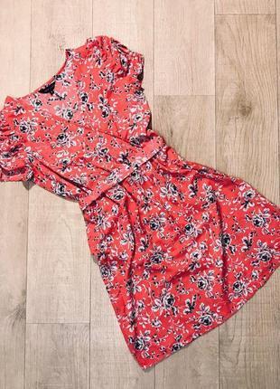 """Красивое платье в цветочный принт """"new look"""""""