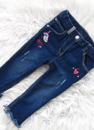 Джинсы штаны брюки tex