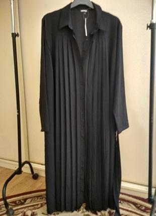 Классное платье рубашка большого размера 🔥цена дня 600🔥