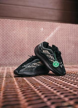 Adidas yeezy boost 700 v3 🍏 стильные женские кроссовки адидас изи 700 в3