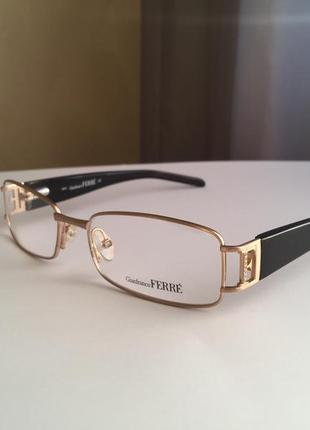 Распродажа фирменная оправа под линзы, очки оригинал gf.ferre gf31003