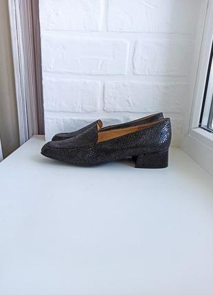 Туфли лоферы туфлі clark's