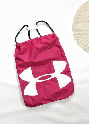 Спортивная сумка для обуви under armour, состояние идеальное