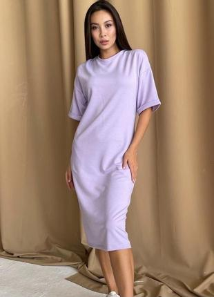 Платье 🌹свободное с карманами