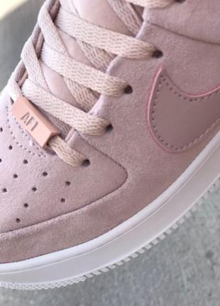 Nike air force кроссовки найк женские форсы аир форс кеды г8 фото