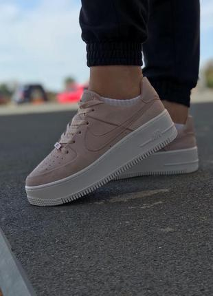 Nike air force кроссовки найк женские форсы аир форс кеды г7 фото