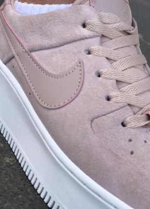 Nike air force кроссовки найк женские форсы аир форс кеды г5 фото