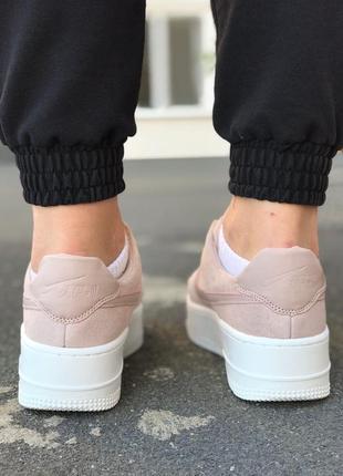 Nike air force кроссовки найк женские форсы аир форс кеды г4 фото