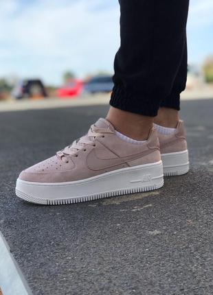 Nike air force кроссовки найк женские форсы аир форс кеды г