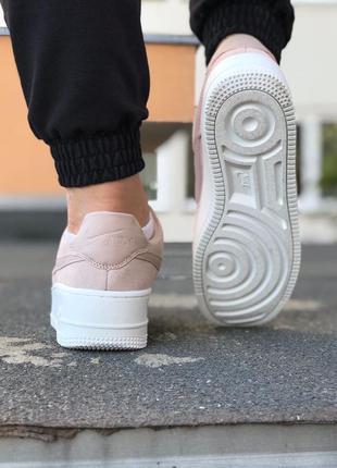 Nike air force кроссовки найк женские форсы аир форс кеды г3 фото