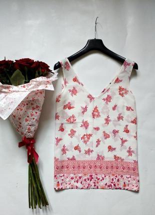 Лёгкая блуза топ