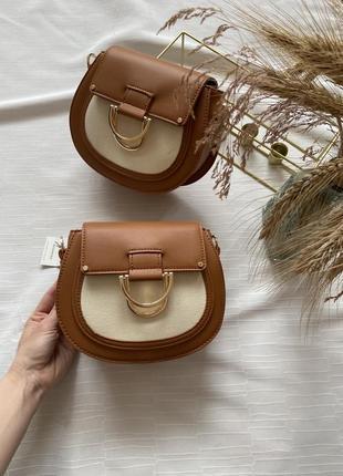 Трендова сумочка reserved! cупер якість!2 фото