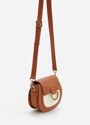 Трендова сумочка reserved! cупер якість!1 фото