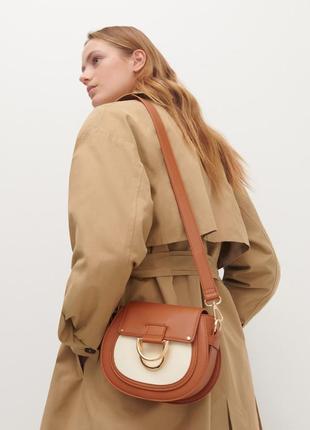 Трендова сумочка reserved! cупер якість!9 фото