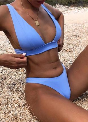 Мега популярный женский открытый купальник.