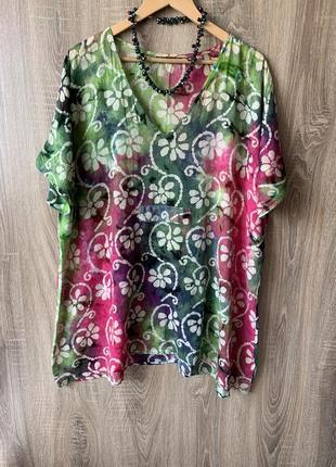 Блуза котон