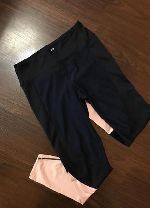 Крутые спортивные штаны лосины м
