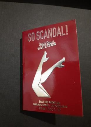 Пробник scandal