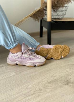 Кроссовки adidas yeezy boost 500 soft vision