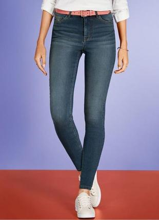 S 36 eur. джинси super skinny fit esmara
