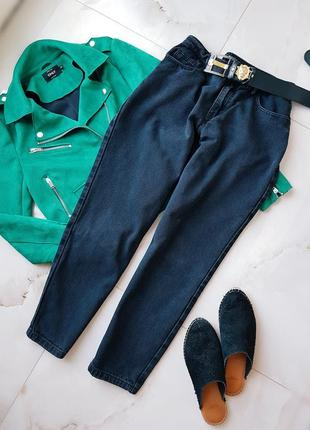 Трендовые джинсы мом, слоучи, бананы с высокой посадкой от missguided