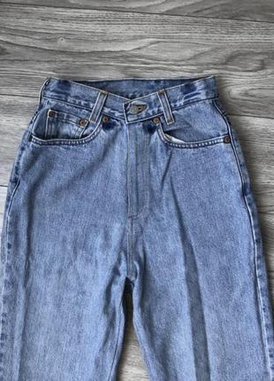 Штани штаны джинси джинсы levi's высокая посадка