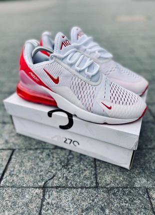 Скидка на мужские демисезонные спортивные кроссовки nike air max 270