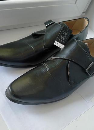 Новые мужские туфли от m&s