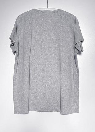 Проданаdisney серая футболка с микки xl-xxl2 фото
