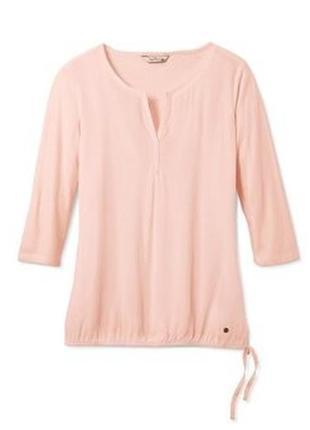 Легкая блузка блуза размер 42-46 наш tchibo тсм