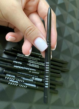 Гелевый карандаш для глаз bobbi brown