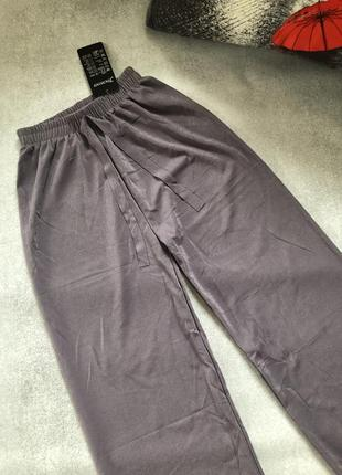 Топовые широкие летние штаны 🔥🔥🔥