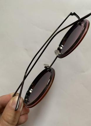 Очки солнцезащитные6 фото