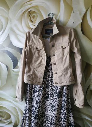 Пиджак жакет куртка стильная куртка на пуговицах
