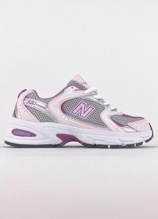 Кроссовки new balance 530 pink