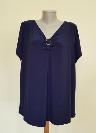 Качественная брендовая блузочка nina leonard