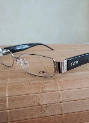 Супер цена! фирменная оправа под линзы,очки оригинал gf.ferre gf318-01
