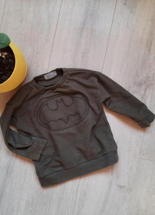 Реглан свитшот свитер лонгслив кофта next 2-3 года