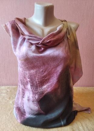 Блузка с хомутом