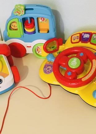 Набор интерактивные игрушки для малыша