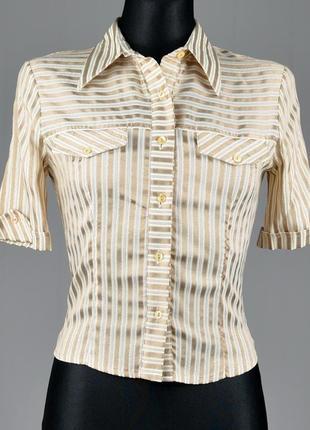 Блузочка з коротким рукавом