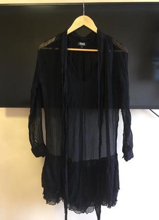 Платье d&g!
