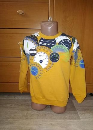 Cвитшот свитерок