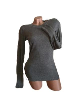 Гольф водолазка свитер реглан полувер джемпер женский